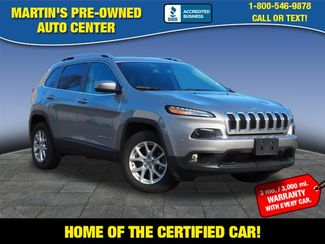 2016 Jeep Cherokee Latitude | Whitman, MA | Martin's Pre-Owned Auto Center-[ 2 ]