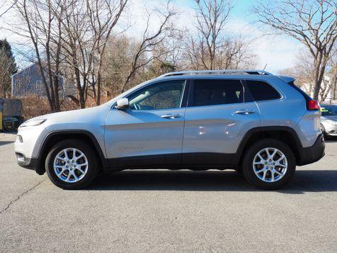 2016 Jeep Cherokee Latitude   Whitman, MA   Martin's Pre-Owned Auto Center in Whitman, MA