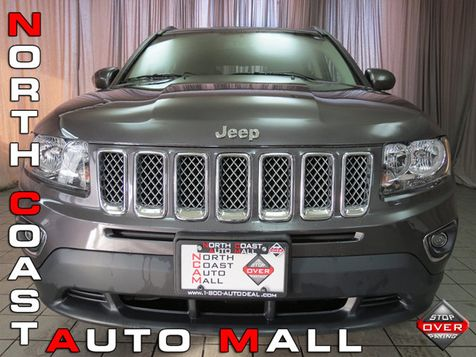 2016 Jeep Compass High Altitude Edition in Akron, OH