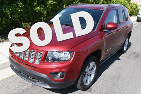 2016 Jeep Compass Latitude in Cathedral City