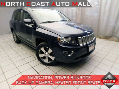 2016 Jeep Compass High Altitude Edition in Cleveland, Ohio
