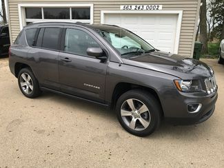 2016 Jeep Compass High Altitude Edition in Clinton IA, 52732