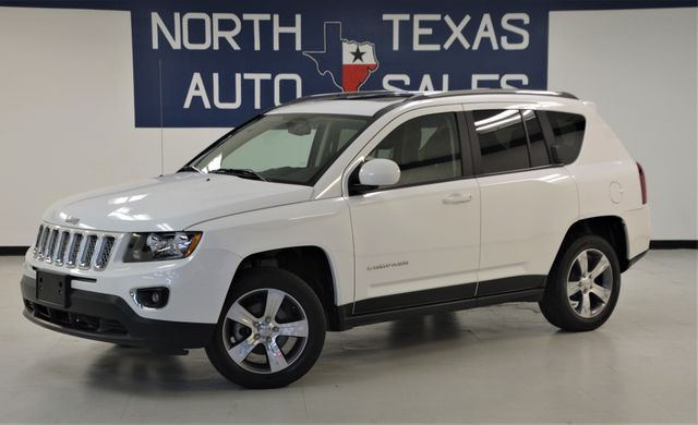 2016 Jeep Compass Latitude 1 OWNER NAV ROOF