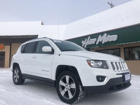 2016 Jeep Compass High Altitude Edition in Dickinson, ND