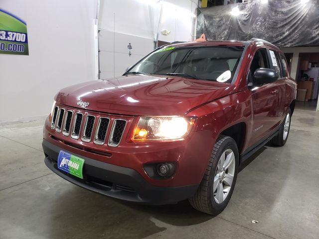 2016 Jeep Compass Sport in Dickinson, ND 58601
