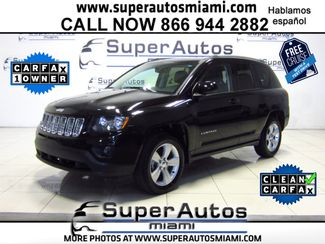 2016 Jeep Compass Latitude in Doral FL, 33166