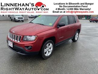2016 Jeep Compass in Bangor, ME