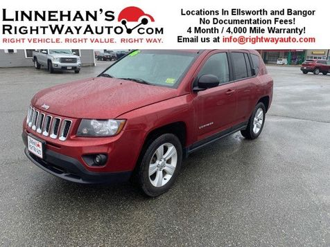 2016 Jeep Compass Sport in Bangor
