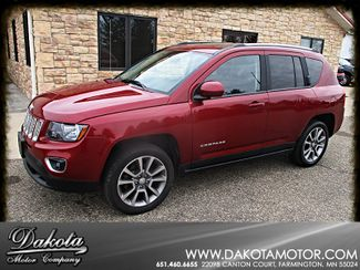 2016 Jeep Compass High Altitude Edition Farmington, MN 0