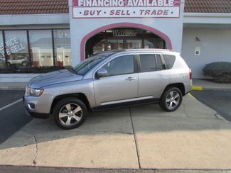 2016 Jeep Compass High Altitude 4WD in Fremont, OH 43420