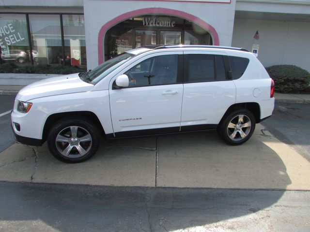 2016 Jeep Compass *SOLD