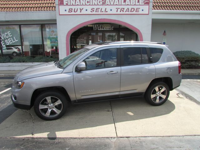 2016 Jeep Compass 4WD *SOLD