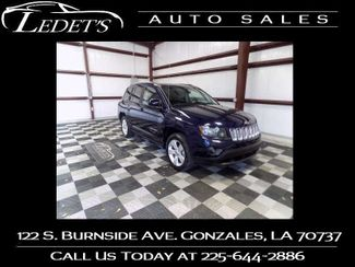 2016 Jeep Compass Latitude - Ledet's Auto Sales Gonzales_state_zip in Gonzales