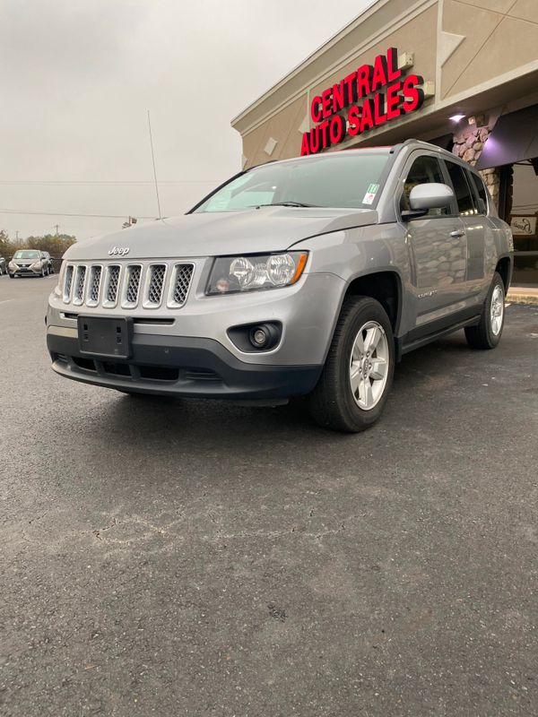 2016 Jeep Compass Latitude | Hot Springs, AR | Central Auto Sales in Hot Springs AR