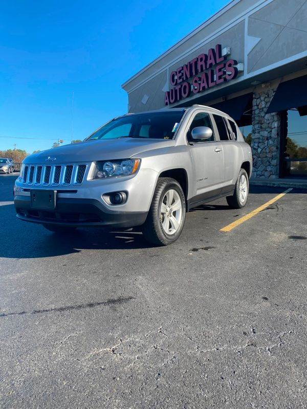2016 Jeep Compass Latitude   Hot Springs, AR   Central Auto Sales in Hot Springs AR