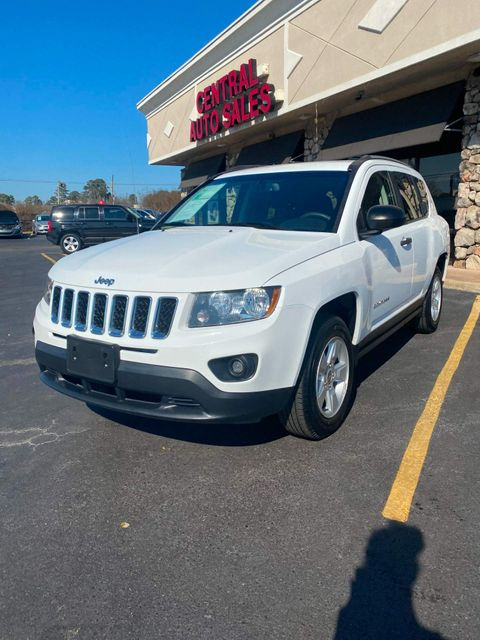 2016 Jeep Compass Sport   Hot Springs, AR   Central Auto Sales in Hot Springs AR