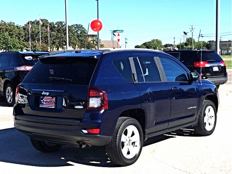 2016 Jeep Compass Latitude Leather 4x4 | Irving, Texas | Auto USA in Irving, Texas