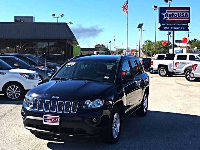 2016 Jeep Compass in Irving Texas