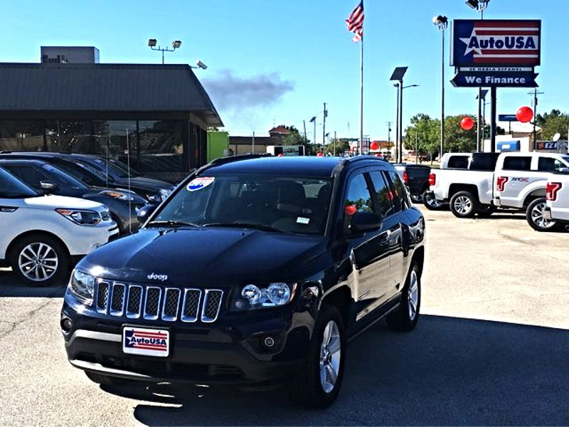 2016 Jeep Compass Latitude Leather 4x4 | Irving, Texas | Auto USA in Irving Texas