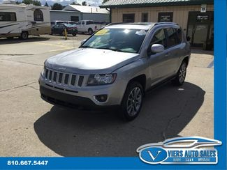 2016 Jeep Compass High Altitude Edition in Lapeer, MI 48446