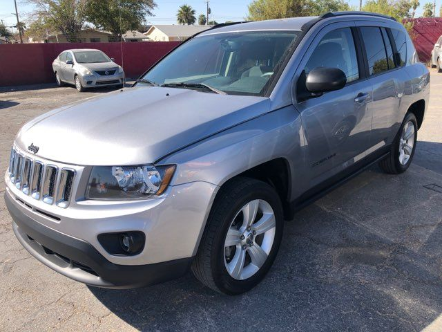 2016 Jeep Compass Sport CAR PROS AUTO CENTER (702) 405-9905 Las Vegas, Nevada 4