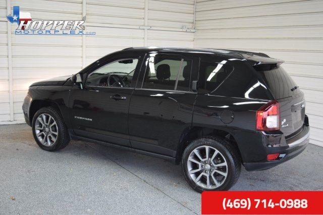 2016 Jeep Compass Latitude in McKinney, Texas 75070