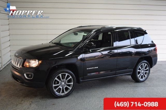 2016 Jeep Compass Latitude in McKinney Texas, 75070