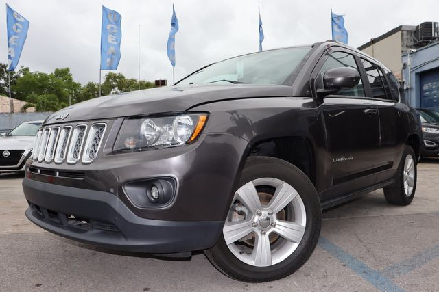 2016 Jeep Compass Latitude in Miami, FL 33142