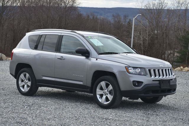 2016 Jeep Compass Sport Naugatuck, Connecticut 6