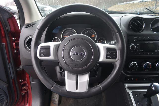2016 Jeep Compass Latitude Naugatuck, Connecticut 16