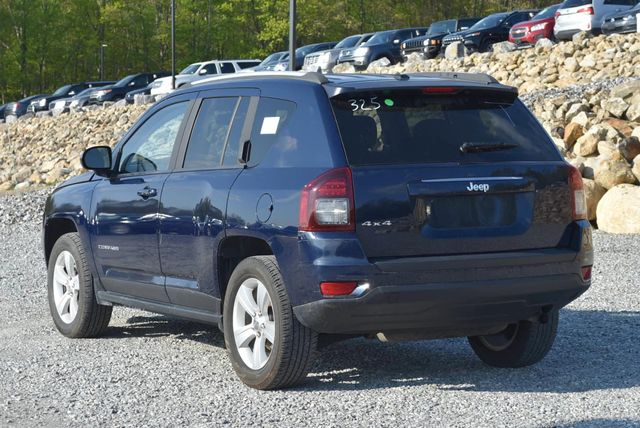 2016 Jeep Compass Sport Naugatuck, Connecticut 2