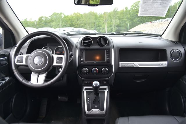 2016 Jeep Compass High Altitude Edition Naugatuck, Connecticut 12