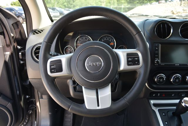 2016 Jeep Compass High Altitude Edition Naugatuck, Connecticut 22