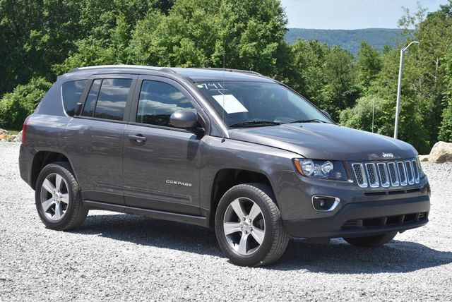2016 Jeep Compass High Altitude Edition Naugatuck, Connecticut 6