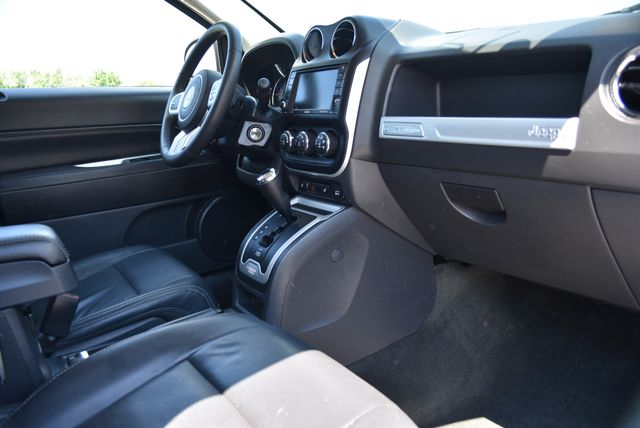2016 Jeep Compass High Altitude Edition Naugatuck, Connecticut 8