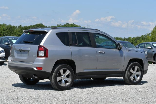 2016 Jeep Compass High Altitude Edition Naugatuck, Connecticut 4