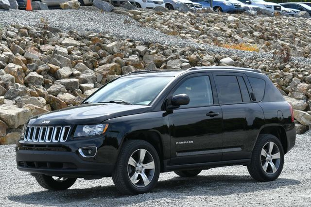 2016 Jeep Compass High Altitude Edition Naugatuck, Connecticut