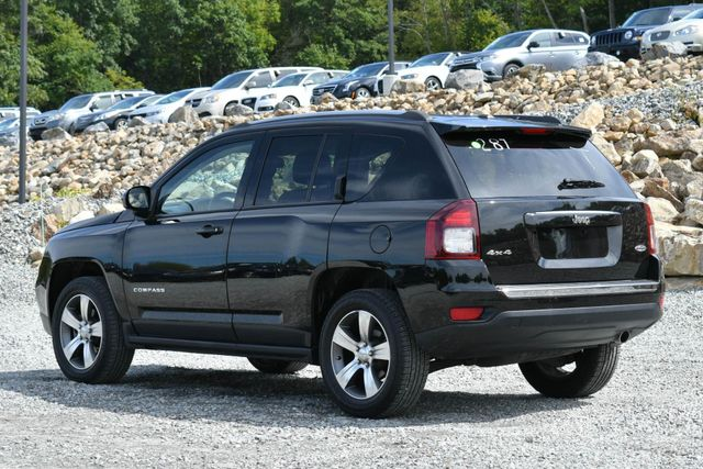 2016 Jeep Compass High Altitude Edition Naugatuck, Connecticut 2