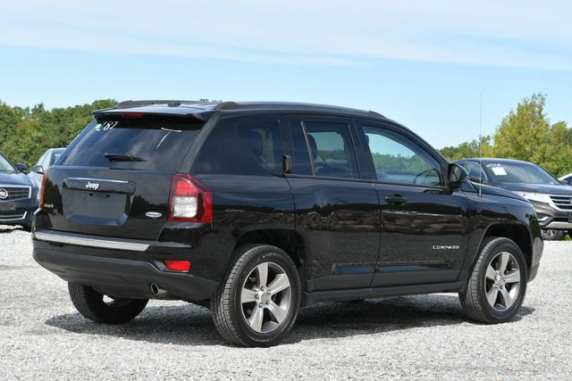 2016 Jeep Compass High Altitude Edition Naugatuck, Connecticut 4