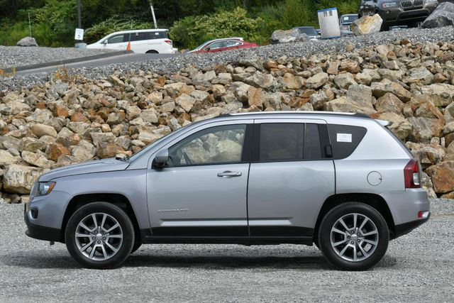 2016 Jeep Compass High Altitude Edition Naugatuck, Connecticut 1