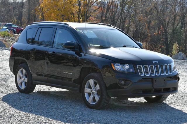 2016 Jeep Compass Latitude Naugatuck, Connecticut 6