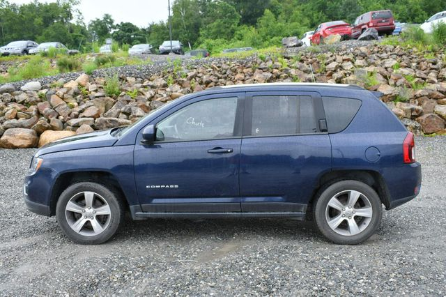 2016 Jeep Compass High Altitude Edition Naugatuck, Connecticut 3
