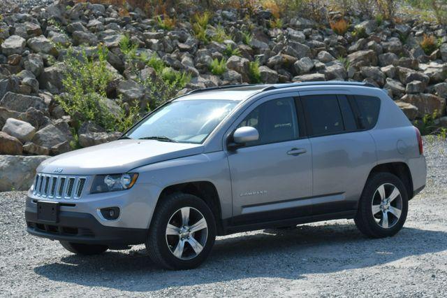 2016 Jeep Compass High Altitude Edition Naugatuck, Connecticut 2