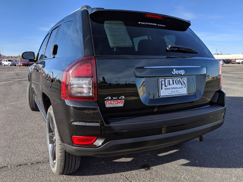 2016 Jeep Compass Latitude  Fultons Used Cars Inc  in , Colorado