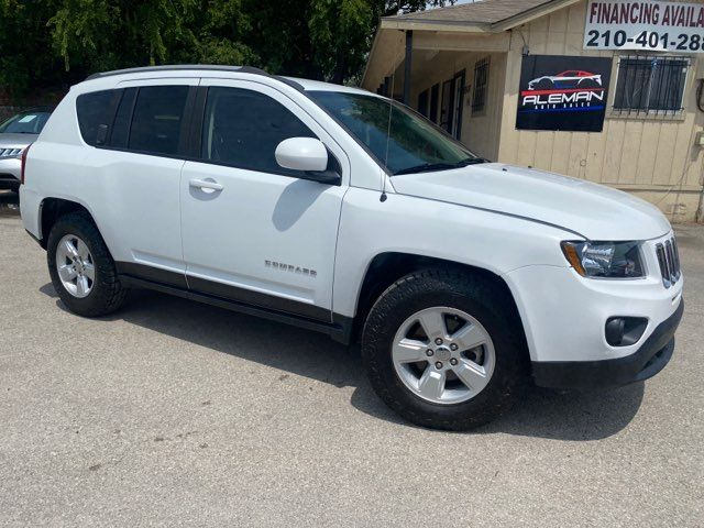 2016 Jeep Compass Latitude in San Antonio, TX 78227