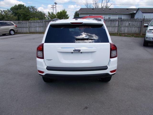 2016 Jeep Compass Sport Shelbyville, TN 13