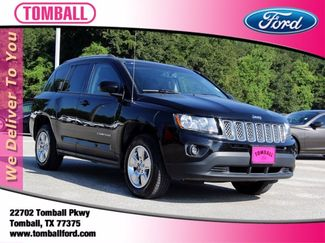 2016 Jeep Compass Latitude in Tomball, TX 77375