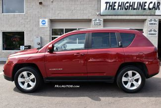 2016 Jeep Compass Latitude Waterbury, Connecticut 2