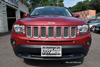 2016 Jeep Compass Latitude Waterbury, Connecticut 8
