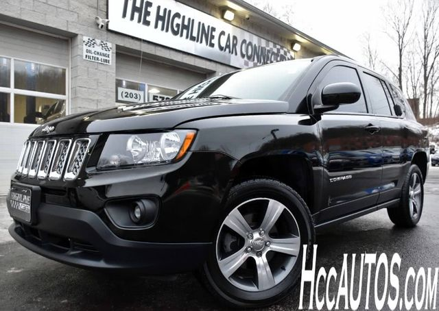 2016 Jeep Compass High Altitude Edition Waterbury, Connecticut